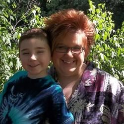 My son and me - 2011