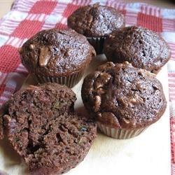 Donna's Chocolate Zucchini Bread
