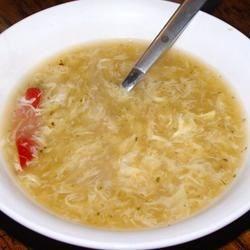 Chi Tan T'ang (Egg Drop Soup)