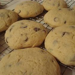 grandma johnson's scones with chocolate chips