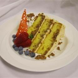 Orange Crunch Cake Allrecipes