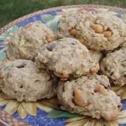 Martian Cookies