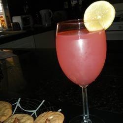 Best Ever Cherry Lemonade