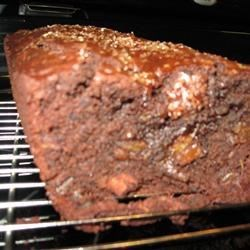 Chocolate Date Loaf II