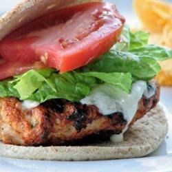 Spicy Chipotle Turkey Burgers Recipe and Video - With a chipotle chile pepper, mozzarella cheese and other seasonings, you will absolutely love this spicy, yet flavorful, burger!