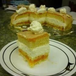 My German Marzipan Torte