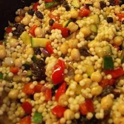 Moroccan Couscous Salad !!