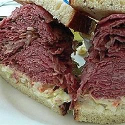 Meat sandwiches recipes