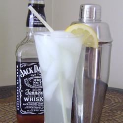 Lynchburg Lemonade Recipe - Lemon-lime soda is spiked with whiskey, triple sec and a dash of sweet and sour mix. This was given to me by my aunt, it's divine!