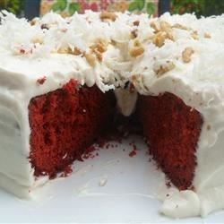 James Gang Red Velvet Cake