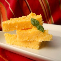 Polenta Recipe - This recipe is for the polenta novice. Two ingredients  - polenta and water. So if you can boil water ...you can make a fabulous pot of polenta. Every time!