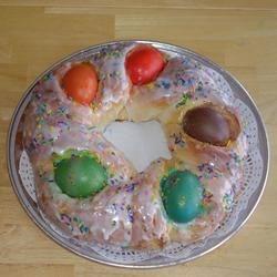 Easter Bread Ring Photos - Allrecipes.com