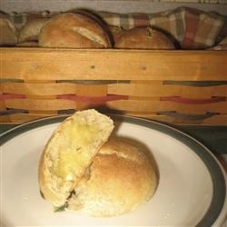Cottage Dill Bread (Rolls)