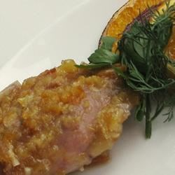 Easy Orange Duck Recipe - The fruity taste of orange always seems to pair naturally with duck. This recipe uses duck breasts and orange marmalade to achieve a deeply flavored, rare-cooked breast of duck, and it's quick and easy to make.
