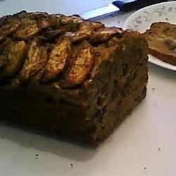 Chunky Apple Bread