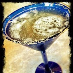 Cloud Nine Martini Recipe - This is a deliciously dangerous concoction that I discovered while I was a waitress.  It's a sweet and smooth dessert in a glass!