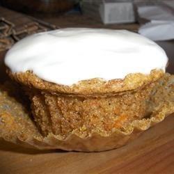 Carrot Cake (cupcakes)