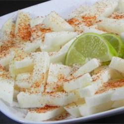 Jicama Appetizer