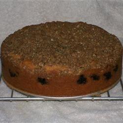 Blueberry Coffe Cake I