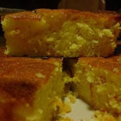 Bee Lian's Rich Orange Cake Recipe - This moist sponge cake is flavored with fresh orange juice and zest.
