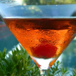 Manhattan Recipe - This classic East Coast cocktail--slightly, but not overpoweringly, sweet--is shaken, not stirred.