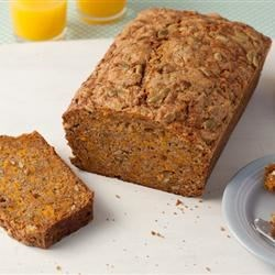 Seminole Pumpkin Bread Recipe - Sweet, little rounds of pumpkin bread dough are fried in a skillet to puff up crisp and delicious.  It 's a novel way to enjoy everyone's favorite squash.