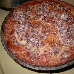 Dried Cherry Cake