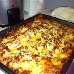 Alysia's Basic Meat Lasagna Photos - Allrecipes.com