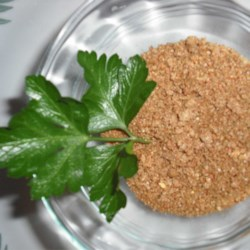 Johnny's Spice Rub Recipe - This recipe uses only half of what 's in your spice cabinet: chili powder, mustard powder and garlic powder are mixed up with paprika, oregano and brown sugar. It smells wonderful and adds such a great flavor to grilled meat.