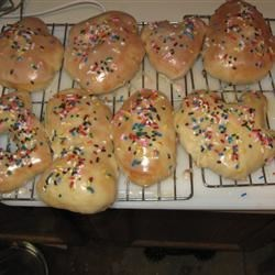 donuts with sprinkles!!!!!