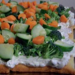 Vegetable Pizza II