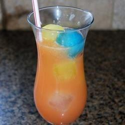 Breezy Rum Punch