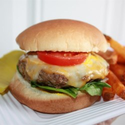 Turkey Burgers Recipe - I love to cook and I'm always trying out new recipes on my family. This was an easy and scrumptious new meal idea! My family loved it. Serve on buns with lettuce, tomatoes, and condiments.