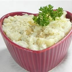 Dilled Creamed Potatoes