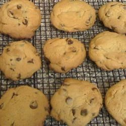 Soft Chocolate Chip Cookies I Recipe - This is one of our favorite soft cookies, which my husband loves.  I got this from a friend many years back and have made it often.