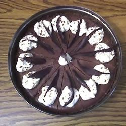 Chocolate Cappuccino Cheesecake 1