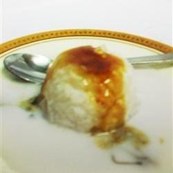 Sago Pudding (Gula Melaka)
