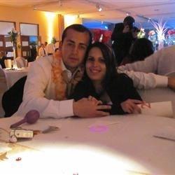 me and matías (my boyfriend of 2 years)