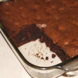 High Altitude Brownies