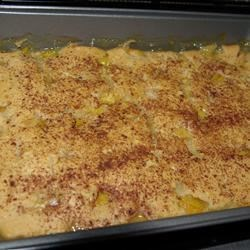 Easy Peachy Cobbler Bake