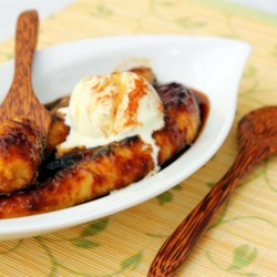 Bellyful of Barbecued Bananas