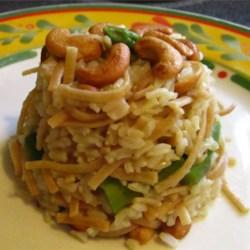 Marie's Brown Rice Pilaf