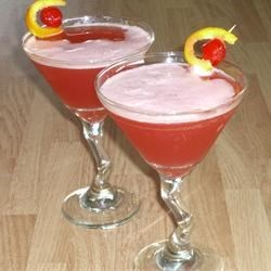 Fruity-Punchy Recipe - This is the ultimate alcoholic fruit punch.