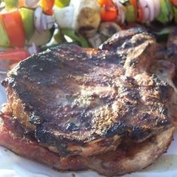 Coriander and Cumin Rubbed Pork Chops Photos - Allrecipes.com