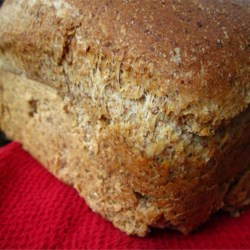 Wheat Bread with Flax Seed