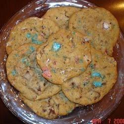 Malted Milk Chip Cookies