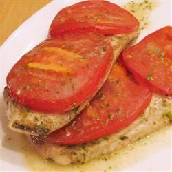 Baked and Poached Tilapia