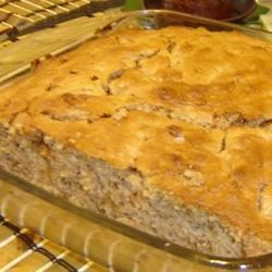 Quick Apple Pie Bread Recipe - Take a shortcut and use prepared apple pie filling to make this fragrant quick bread loaded with raisins and walnuts. it's guaranteed to please!