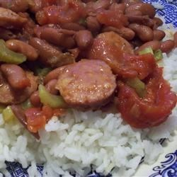Easy Red Beans and Rice