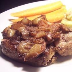 Caramel Apple Pork Chops Photos - Allrecipes.com